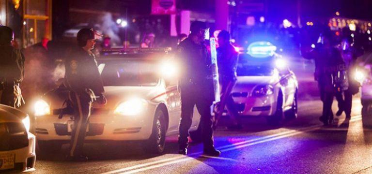 ABD de Polis Şiddeti Devam Ediyor…