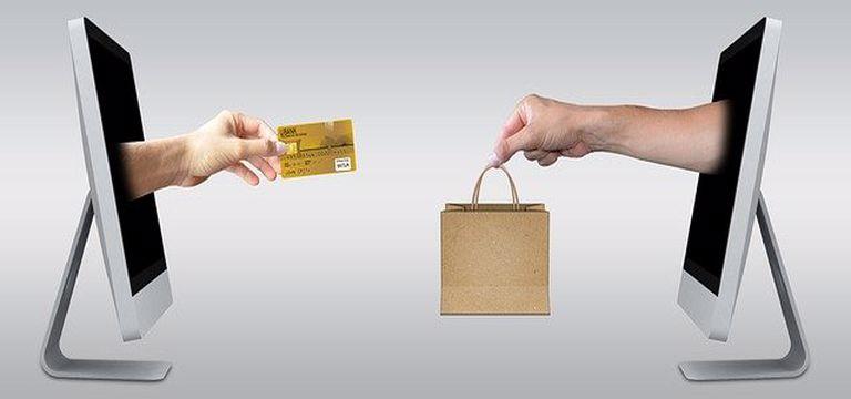 Market müşterisi e-ticareti sevdi