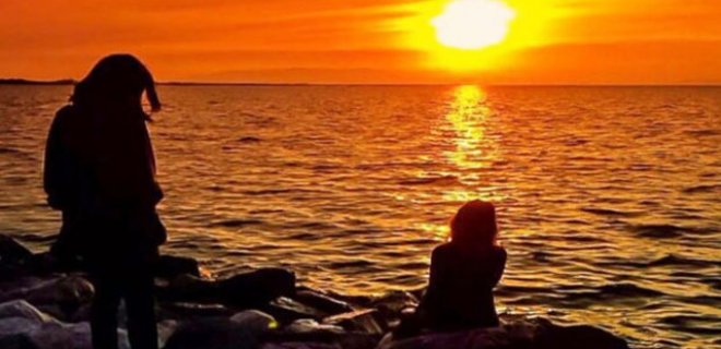 Temmuz'un ilk güneşini selamlama. July Morning…