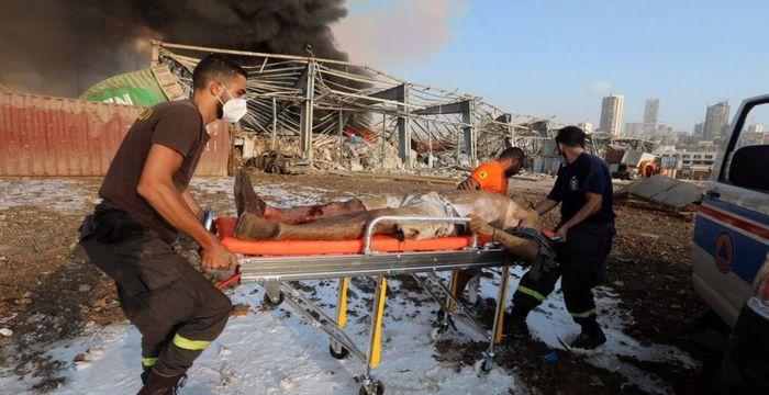 Beyrut'taki patlamada hâlâ 21 kişi kayıp!