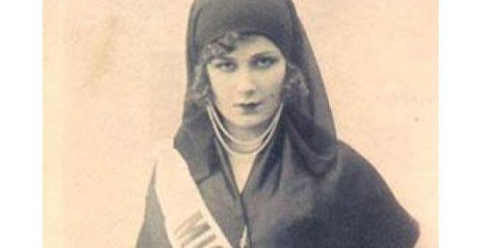 Türkiye'nin ilk dünya güzeli Keriman Halis Ece