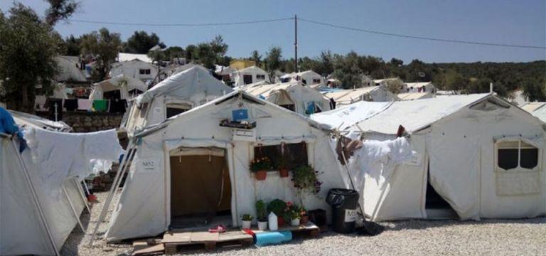 Yunanistan'daki mülteci kampında vaka sayısı 35'e ulaştı