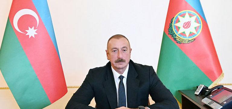 Azerbaycan Cumhurbaşkanı Aliyev: Cebrail kenti işgalden kurtarıldı