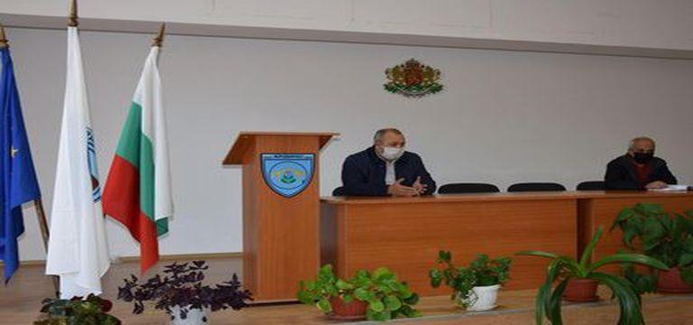 Ardino Belediye Başkanı salgın hastalık tedbirlerine uyulmasını istedi