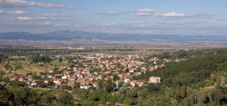 Sofya yakınlarında büyük bir mülteci grubu yakalandı