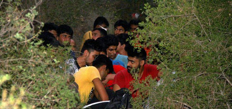 Bulgaristan'da 35 Kaçak Afganistanlı Yakalandı