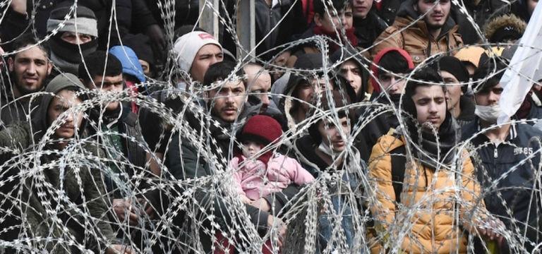 Bulgaristan-Romanya Sınırını Geçmeye Çalışan 20 Irak'lı Yakalandı